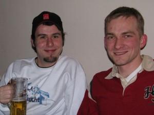 Maik und Georg