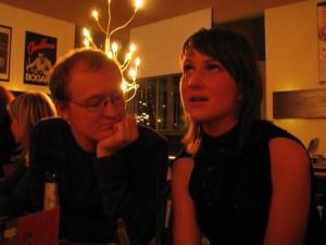 Markus und Claudia